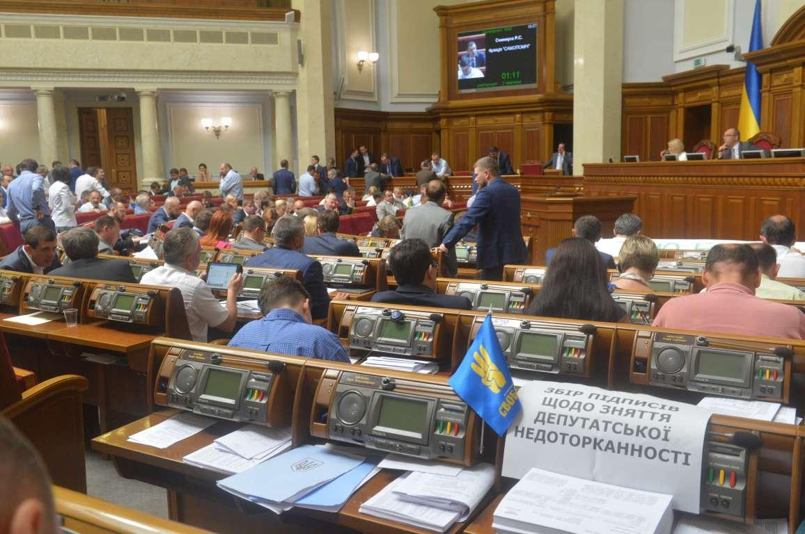 Новый закон о Конституционном суде: какой договорняк провернули депутаты
