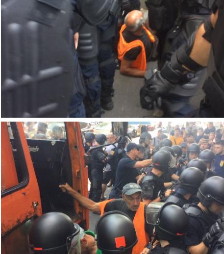 Полиция под Радой жестко обошлась с водителем заглохшего грузовика