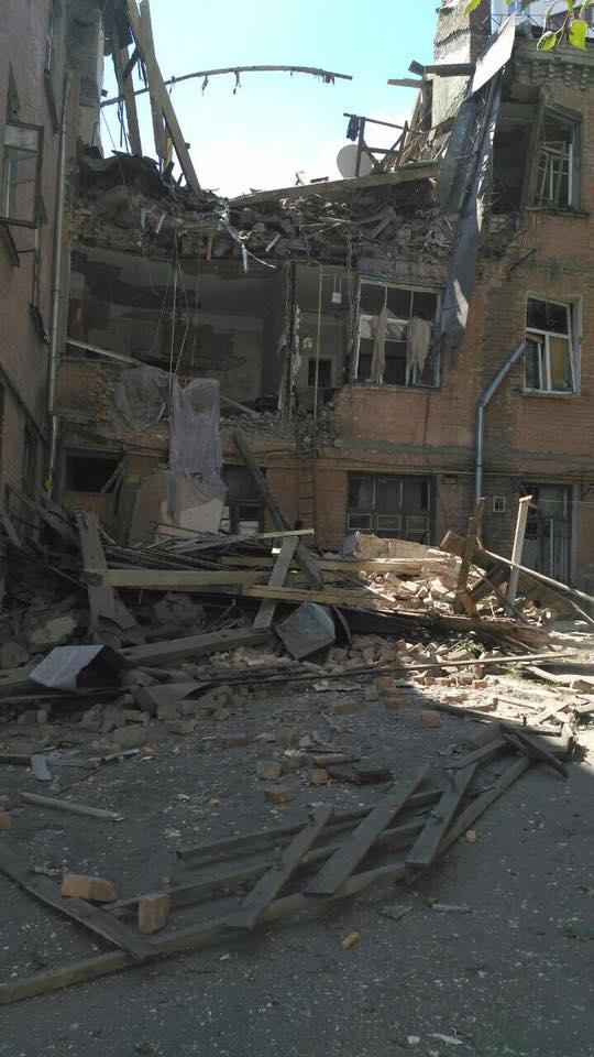 Преступная халатность, или злой умысел? Киев содрогнулся от мощного взрыва