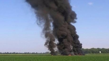 Авиакатастрофа в США: количество жертв выросло до 16 человек