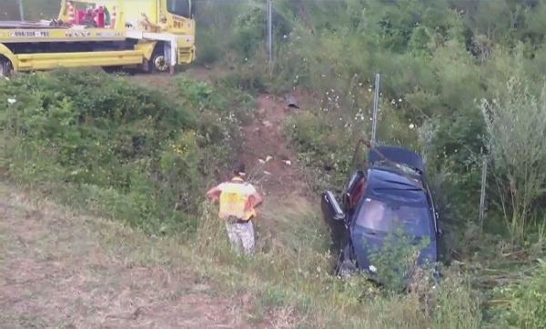 Что осталось от машины Бережной после смертельной катастрофы: появились фото с места ДТП