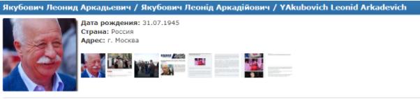 Самые известные усы России внесли в украинский «черный ящик». Сектор «приз»?