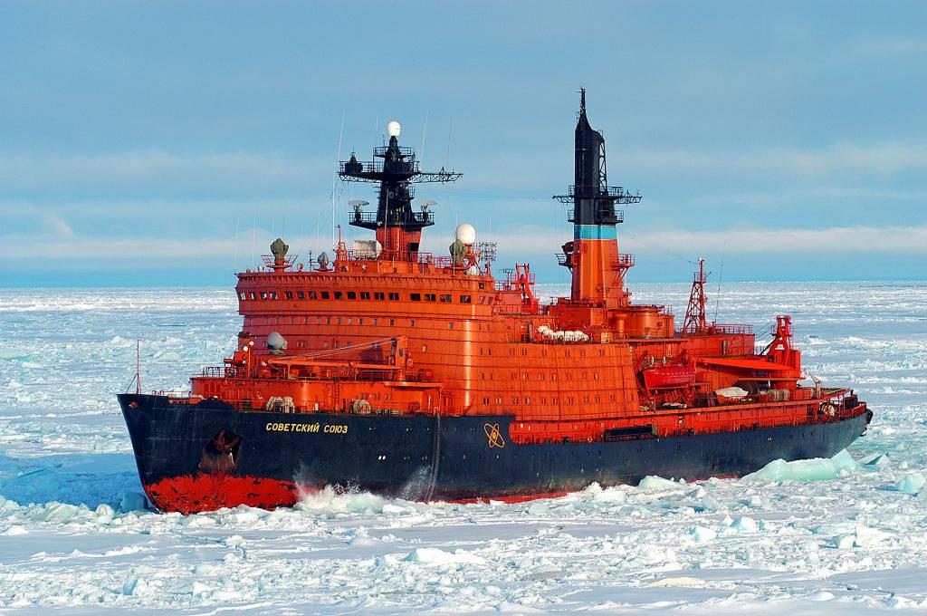В России пустят на металл легендарный и мощнейший ледокол