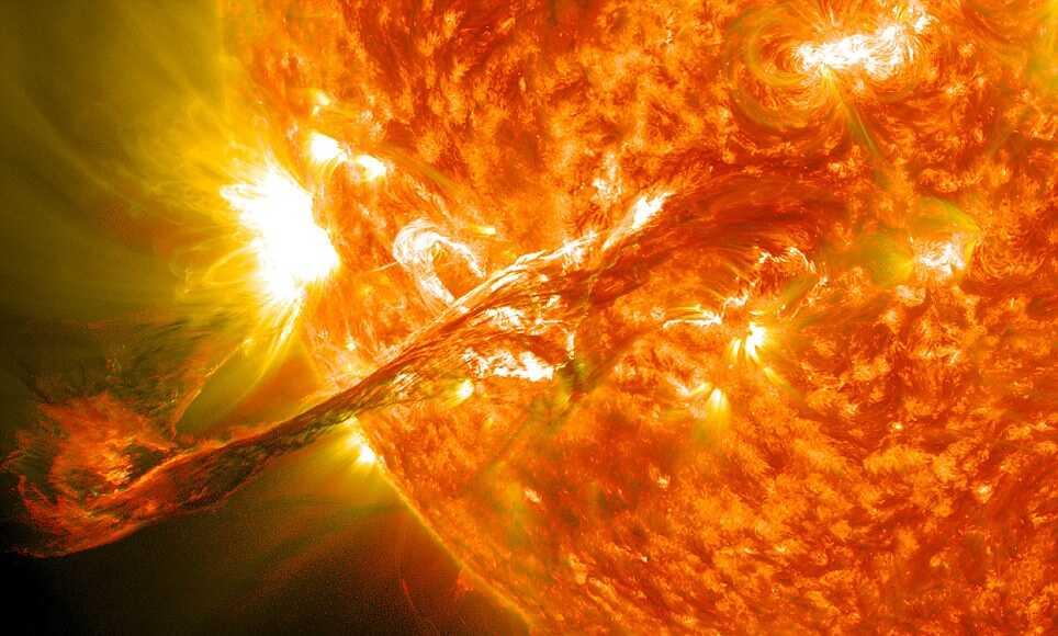 Потрясающее открытие: найдена звезда вдвое старшая Солнечной системы