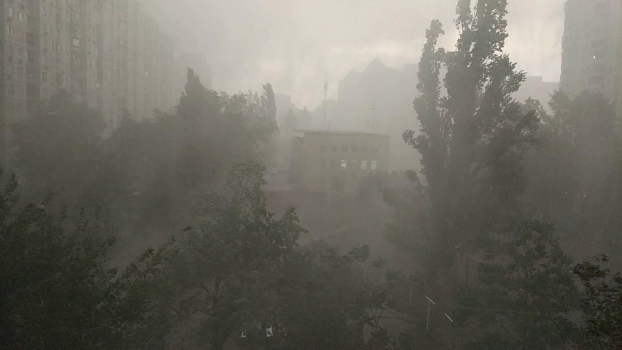 Стихия на Закарпатье: обесточены целые села, подтоплены дома