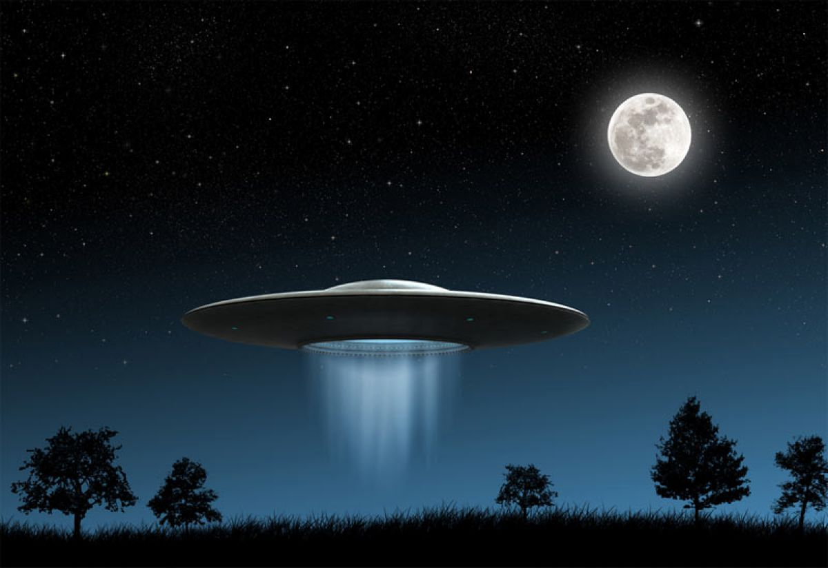 Они существуют: самый четкий снимок НЛО за всю историю уфологии