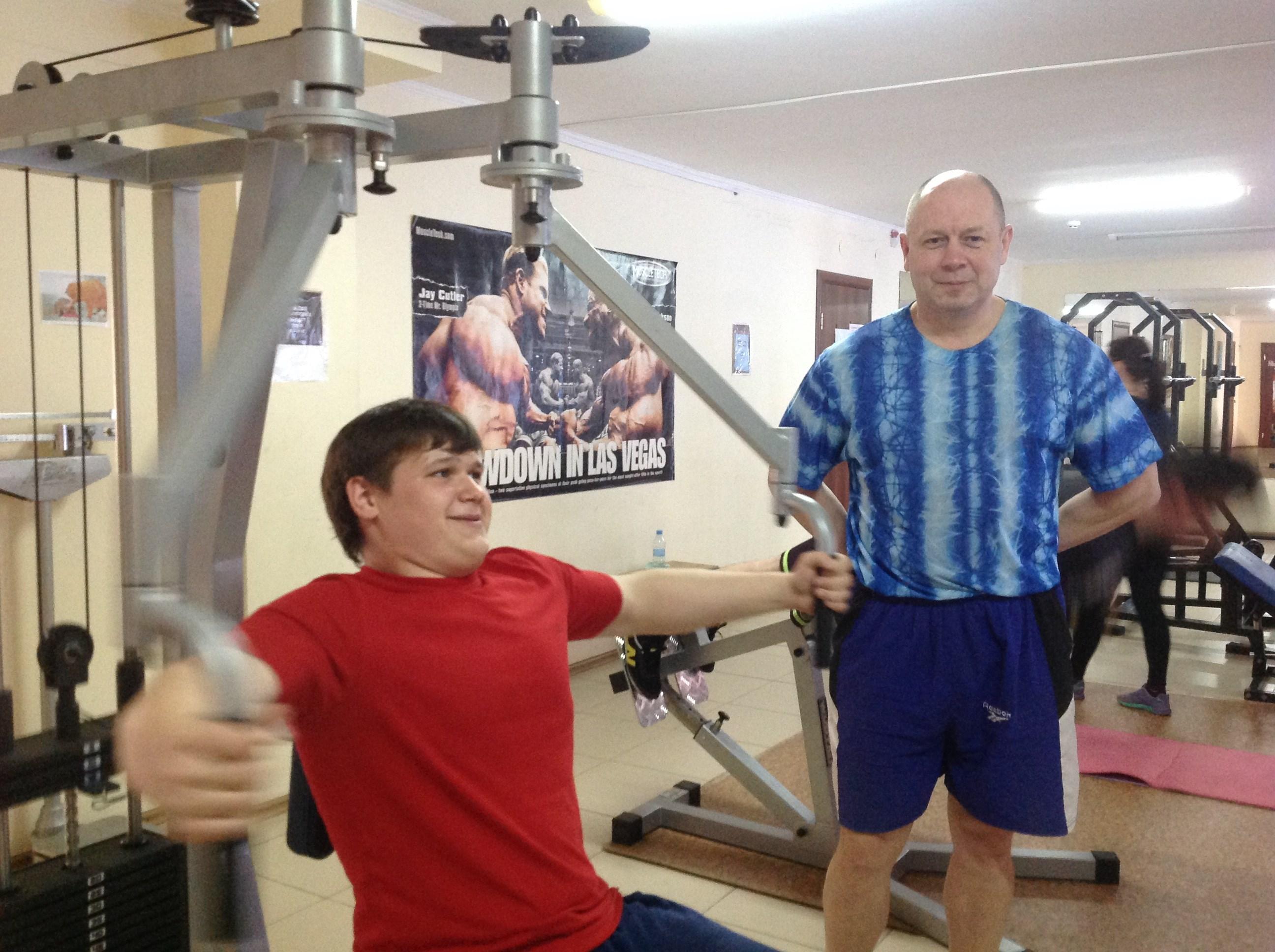 Похудел на 70 кг: победитель Х-фактора открыл секрет хорошей фигуры