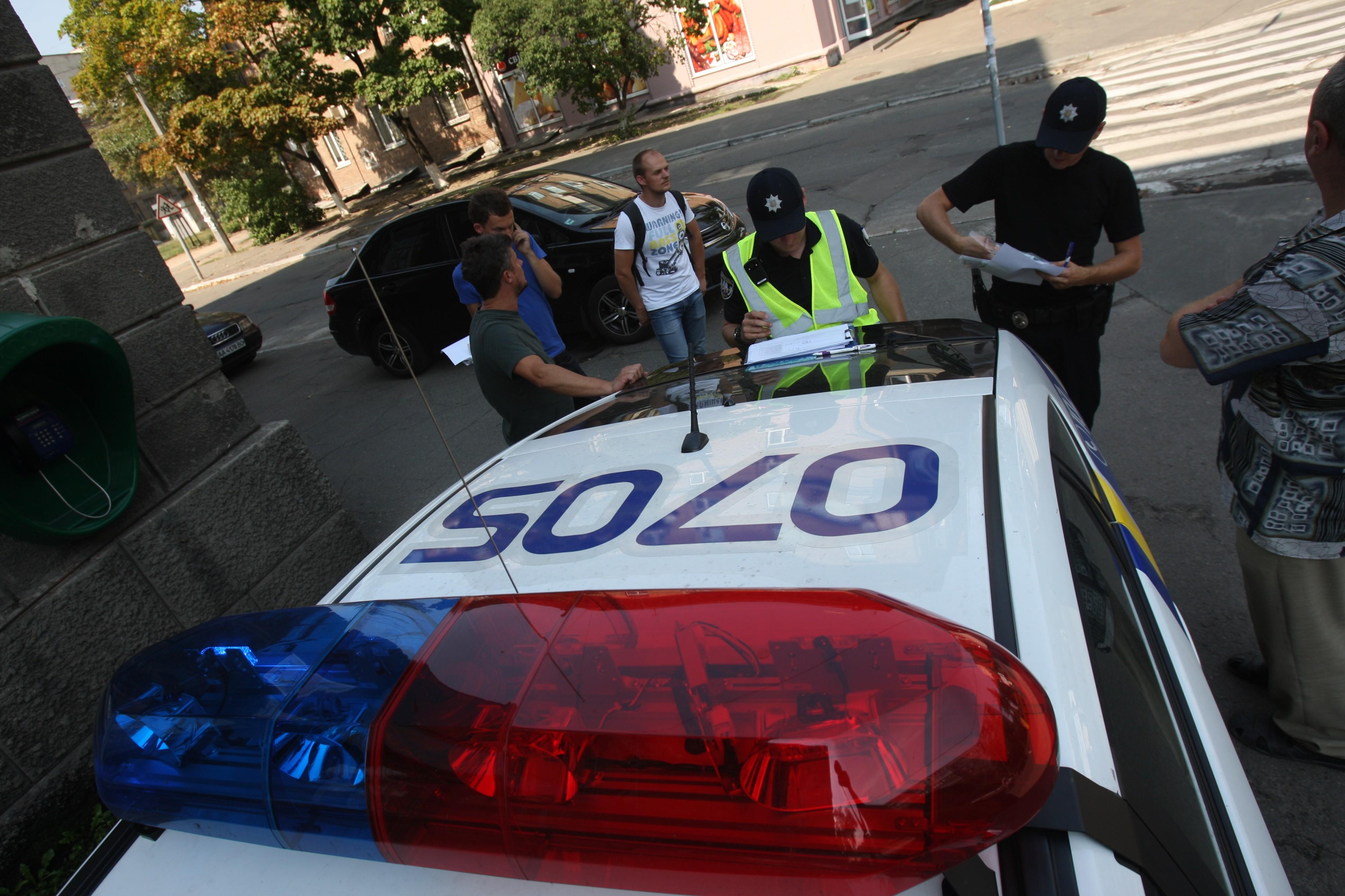 Украинцы разочаровались в полиции