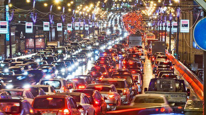 Ад для водителя: в этот четверг перекроют центр Киева, город застынет в заторе