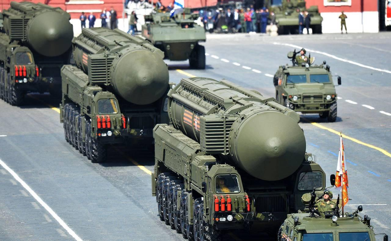 Россия провела испытания межконтинентальной баллистической ракеты