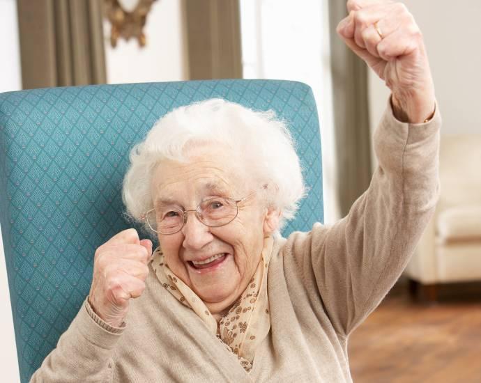 Бабушка с Черниговщины претендует на звание самого старого жителя планеты