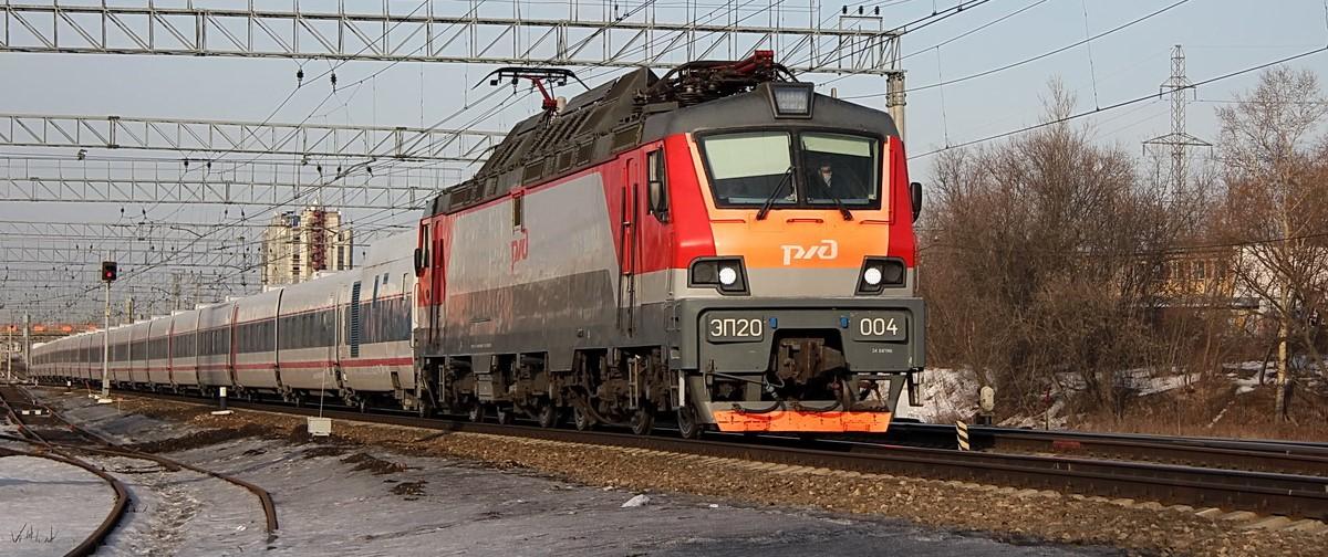 Российские поезда пошли в обход Украины