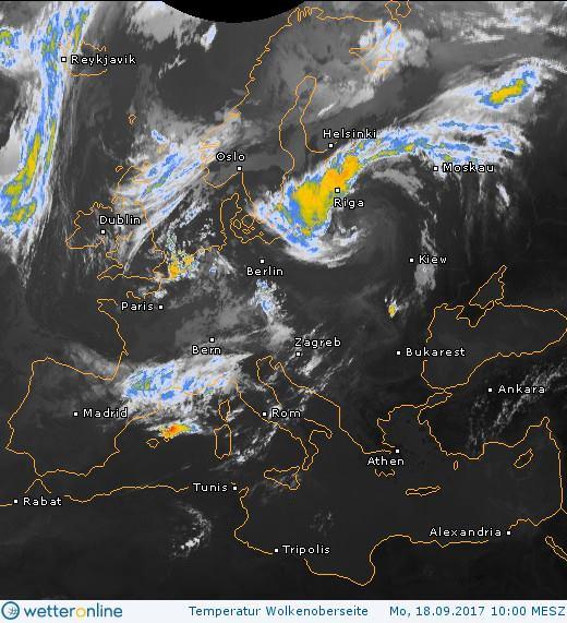 Циклон уже нам не грозит: внимательно следим за погодой и новыми прогнозами