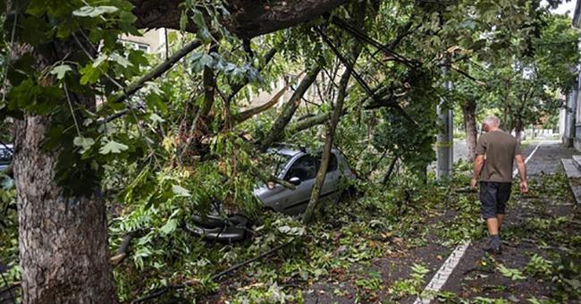 Разрушительный ураган скоро достигнет границ Украины: пограничники не помогут…