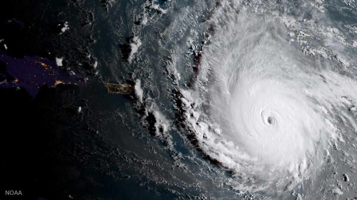 """Американский континент в ожидании следующего урагана – """"Марии"""""""