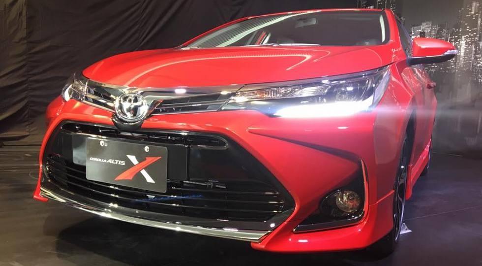 Toyota Corolla обзавелась спортивной версией