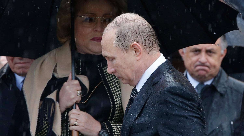 Матвей Ганапольский: Путин, как президент, обречен