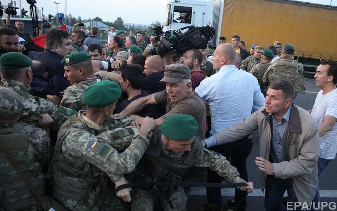 Дважды не проходит! Европейский политик взял пример с Саакашвили и попытался прорваться в Украину