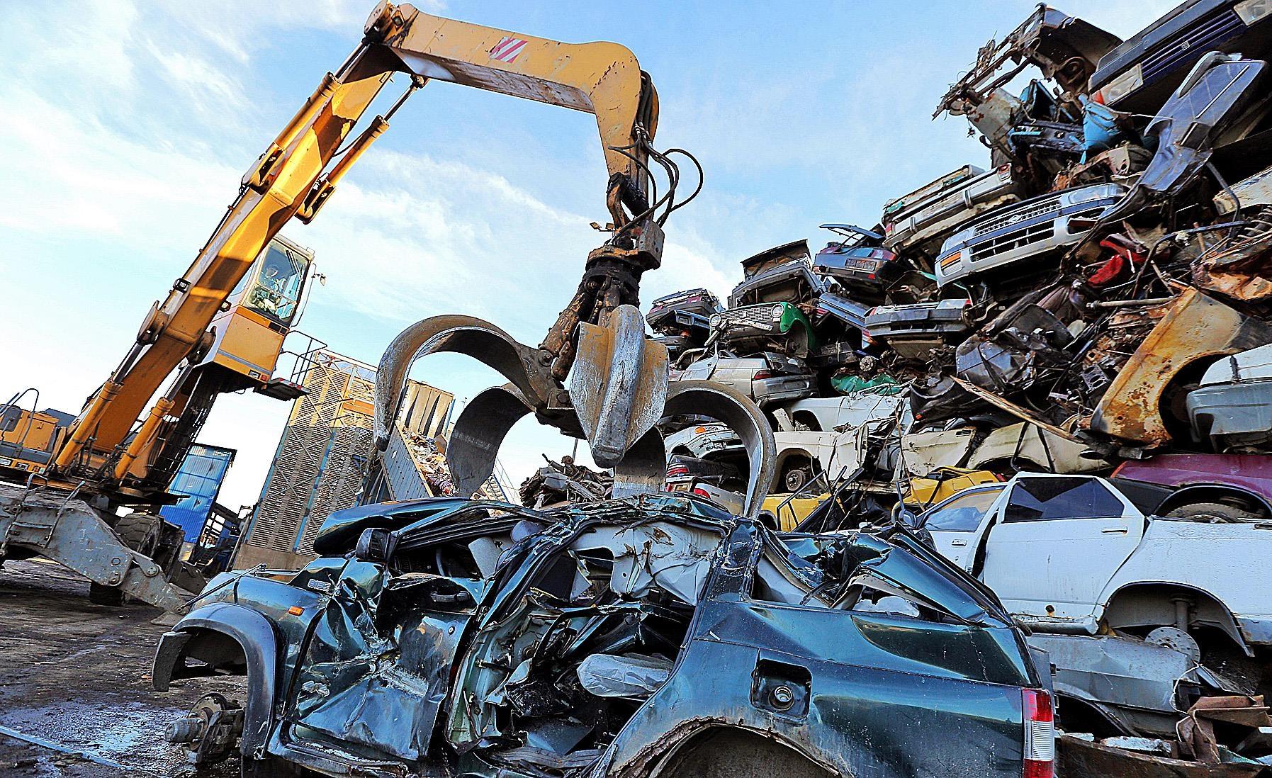 Европейский подход: конфискованные машины с «бляхами» пойдут в утиль