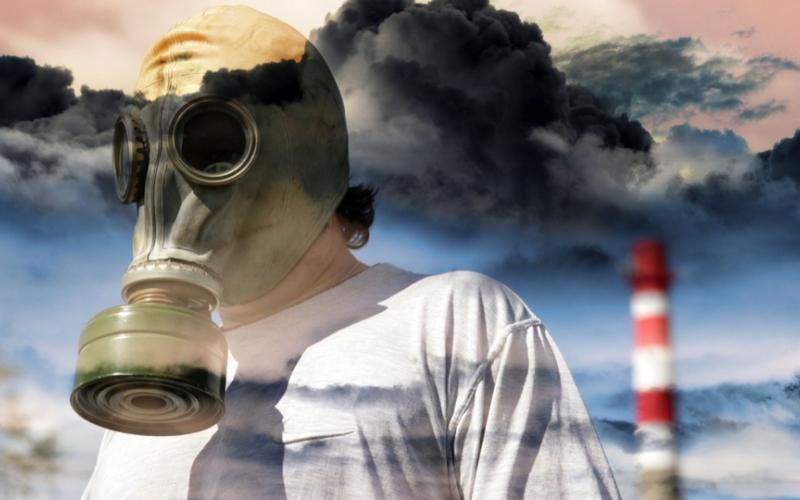 Дышать — опасно для здоровья: экологи составили список самых грязных городов Украины