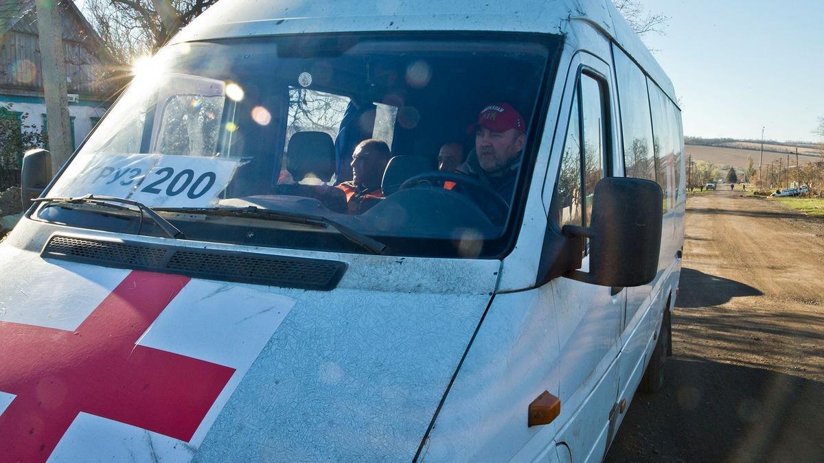 Волонтер рассказал об ужасной находке в зоне АТО