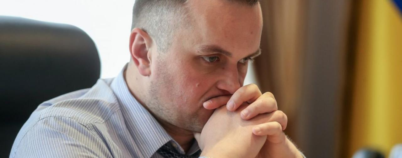 Скандальный арест в деле Холодницкого. Первый пошел
