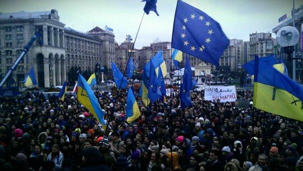 """Украинцы вручили Гройсману и Ко """"черную метку"""""""