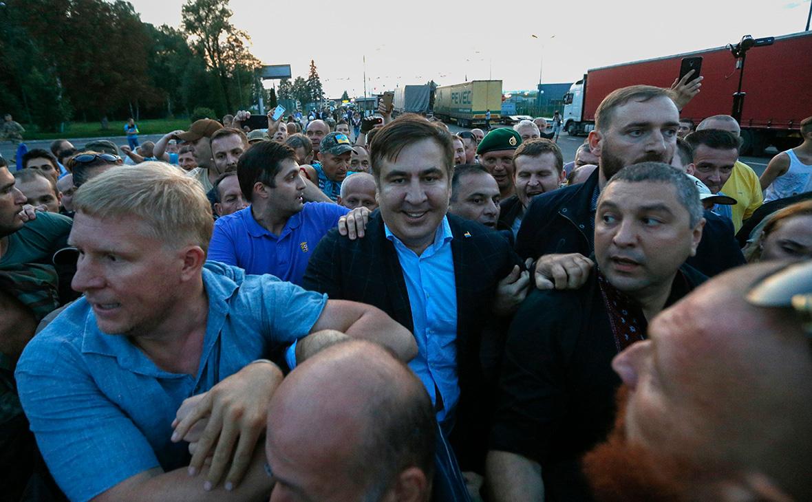 """Урок от Саакашвили: чем обернется для Порошенко и Украины """"грузинский прорыв"""""""