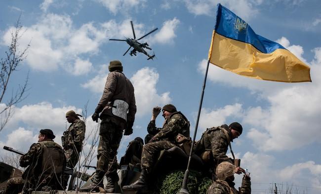АТО на всей территории Украины: а вы одобряете?