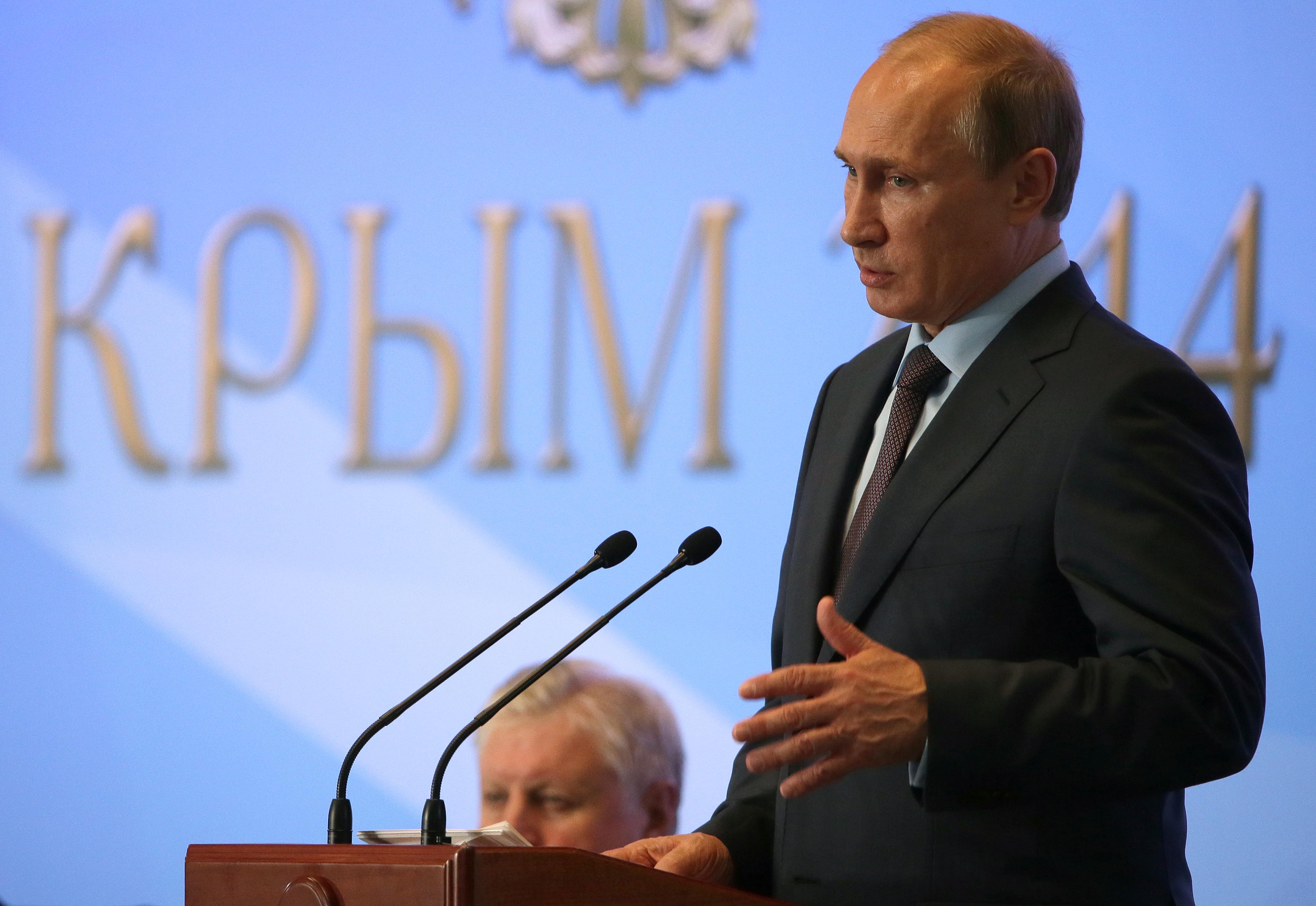 ВАЖНО! Путин превращает Крым в крепость с гарнизонами. Начинается стройка