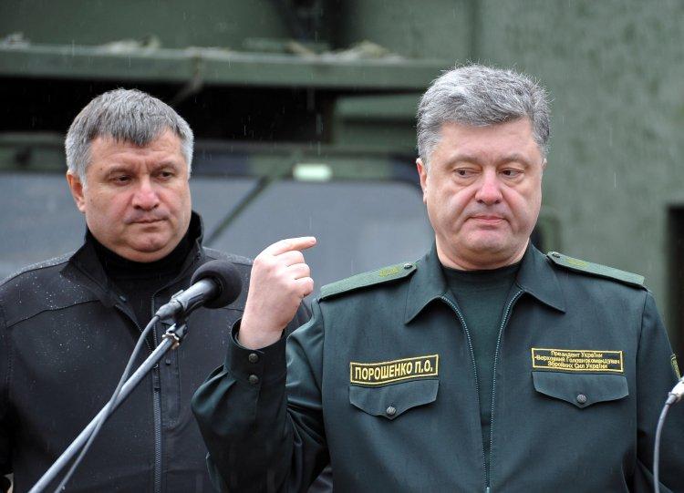 Грызня в верхах: узнайте, как Аваков подставил Порошенко