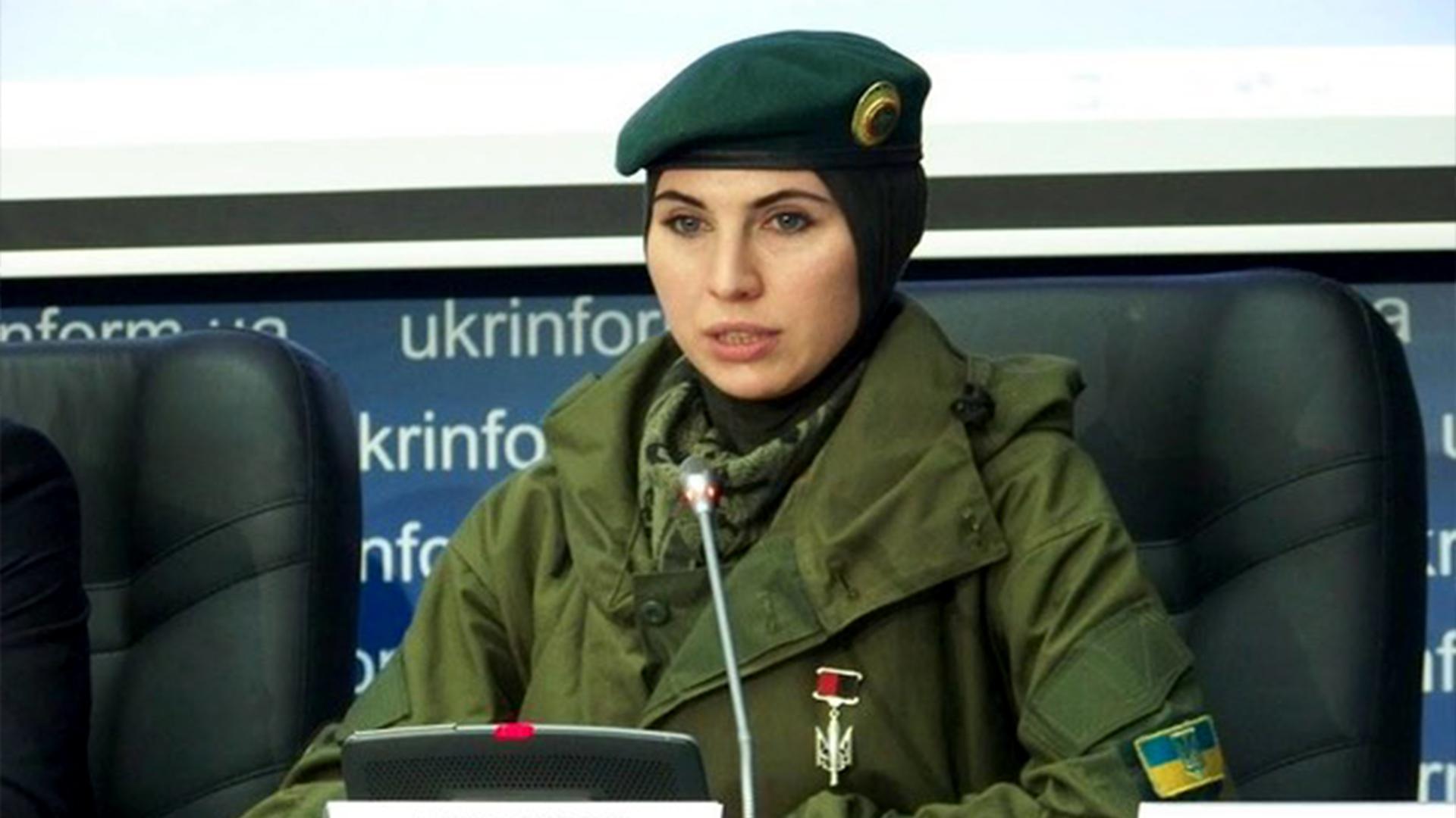 """Амина Окуева о """"российских взрывах"""" в Калиновке: злит то, что мы не отвечаем подобным"""
