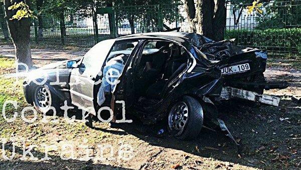Смертельное ДТП в Харькове: виноват пьяный полицейский