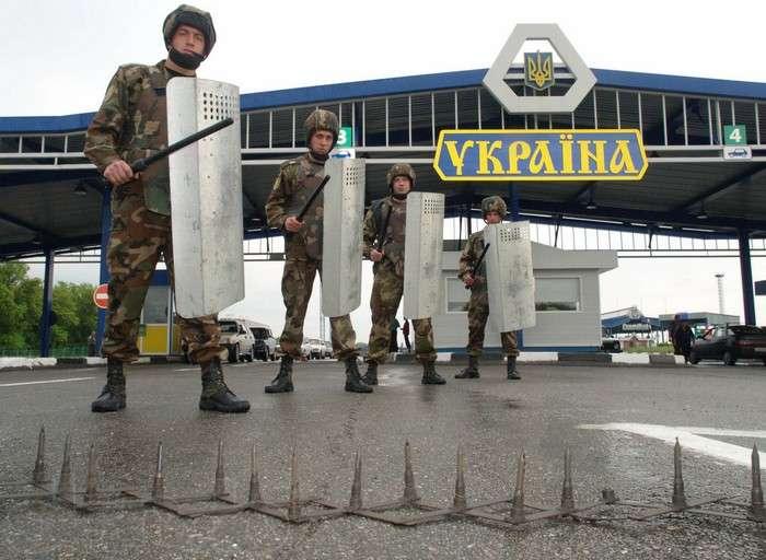 Посторонним вход воспрещен: Украина ввела «биометрику» для россиян