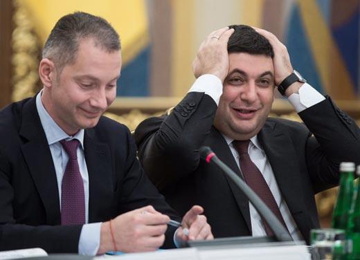 Не всем нужны мозги: украинцы жестко троллят Гройсмана за фразу о дипломах