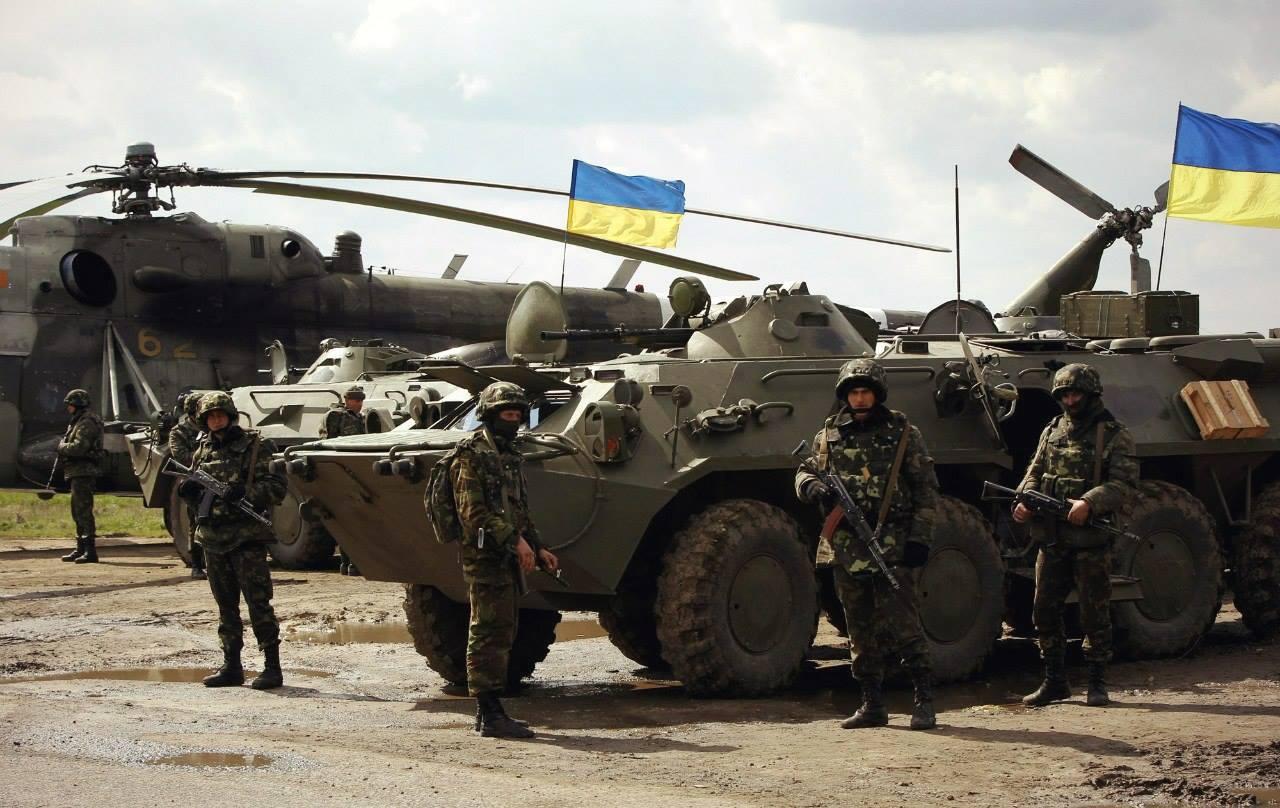 На границу с Приднестровьем срочно стягивают Нацгвардию
