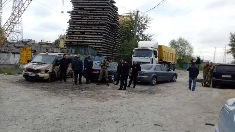 Под носом у Кличко: в Киеве разоблачили крупнейший незаконный карьер