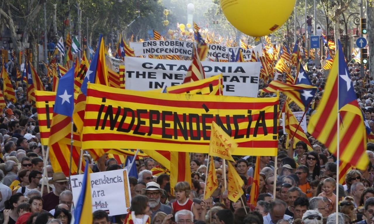 Все говорят о войне в Каталонии. Мы поможем вам разобраться, что происходит