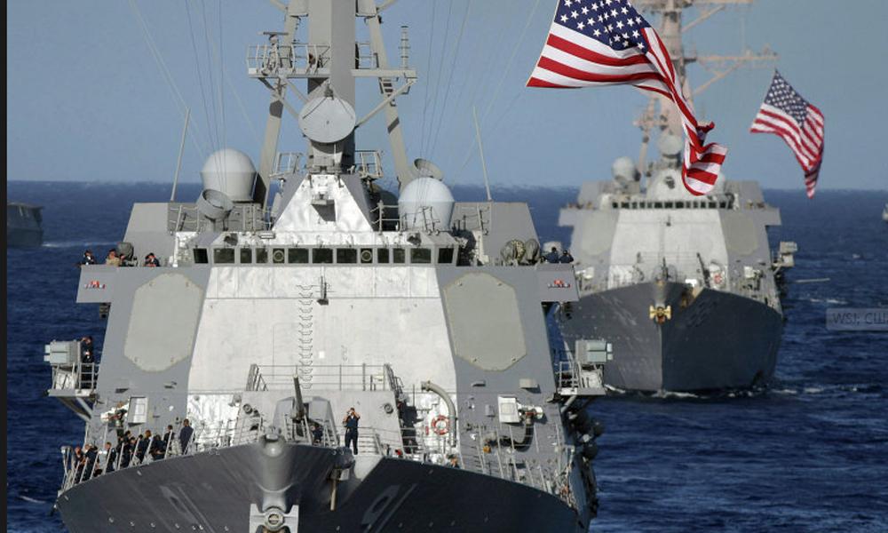 Корабли США грозят разрушить Керченский мост