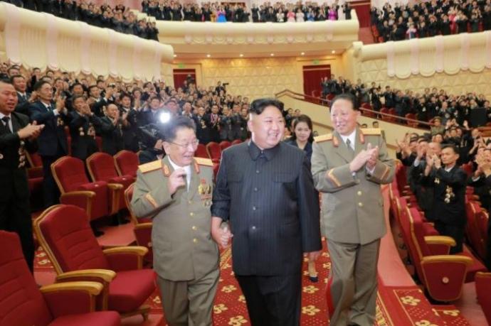 Водородный банкет: как Ким Чен Ын отблагодарил ученых за создание бомбы