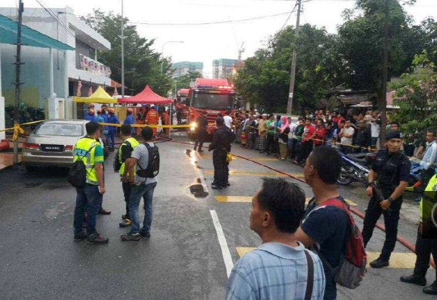 Огненная ночь в Малайзии: страшный пожар погубил 25 детей