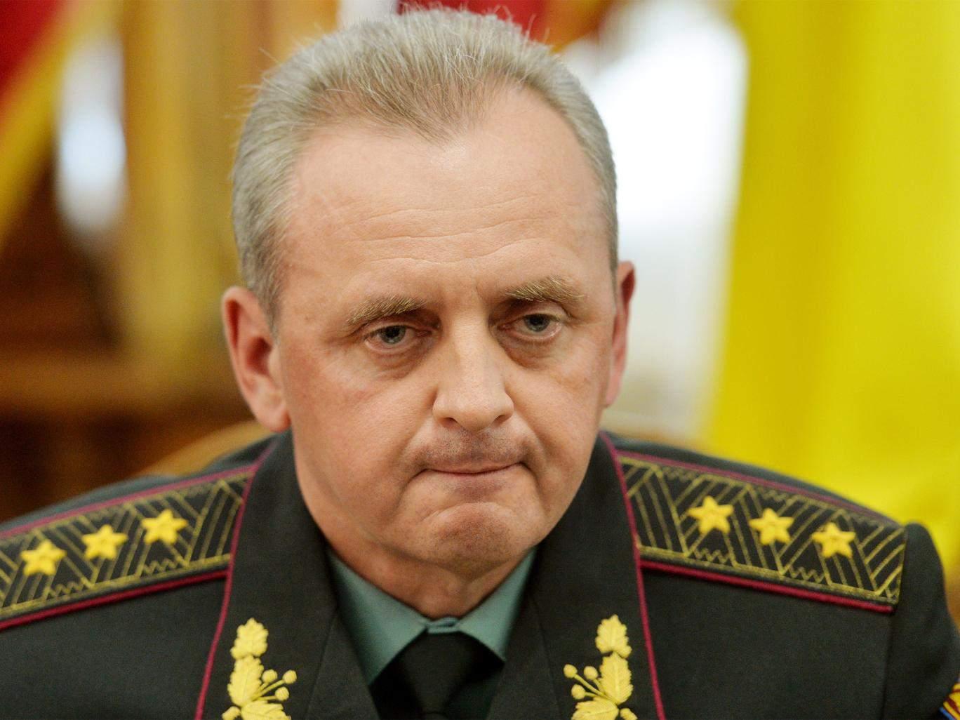 Волонтер: Порошенко не сдаст Муженко, даже если враг возьмет Харьков