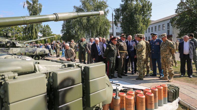 Это позор: танк «Оплот» успешно продают за границу, а вот в АТО не отдают