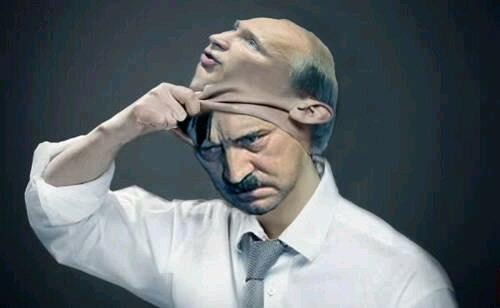 Путин – офицер СС. По мнению Google