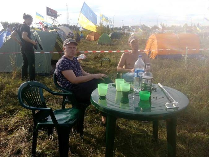 Прорыв Саакашвили в Украину: что происходит на границе