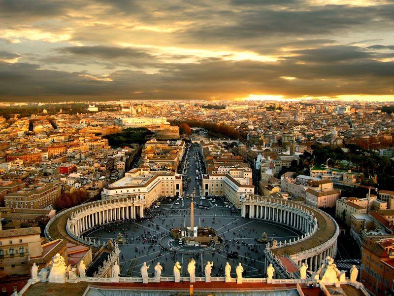 Искали 400 лет: в Риме нашли останки Святого Петра