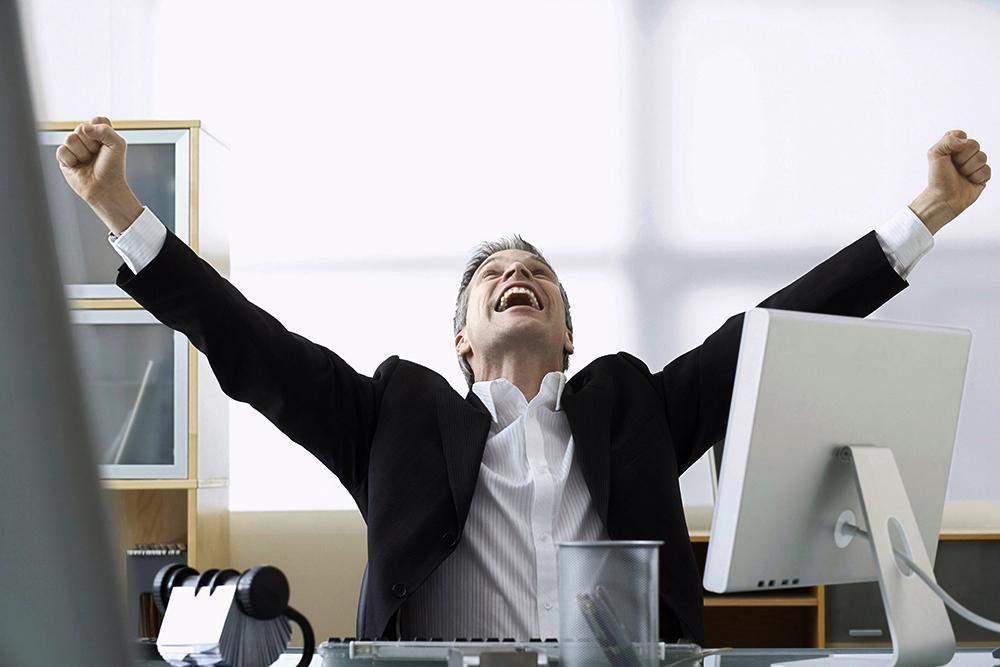 Как получать от работы удовольствие и быть счастливым