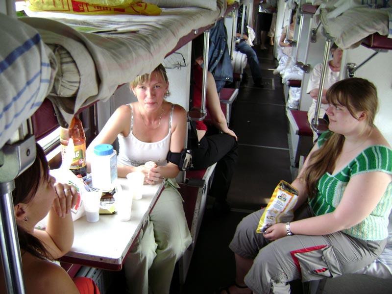 В душных поездах решили расширить меню горячих напитков