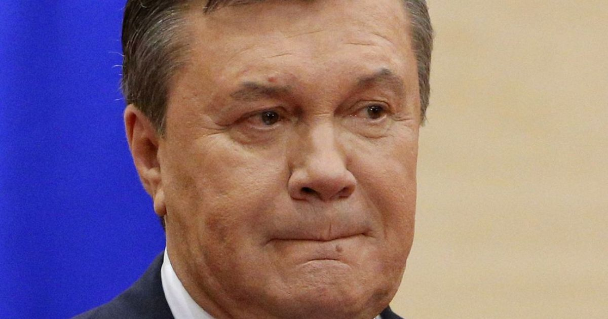 "Министр Януковича стал ""нищим"""