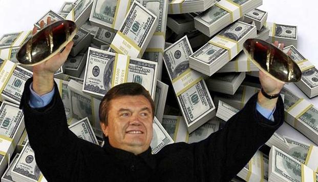 Тайна миллиардов Януковича: они не только в России